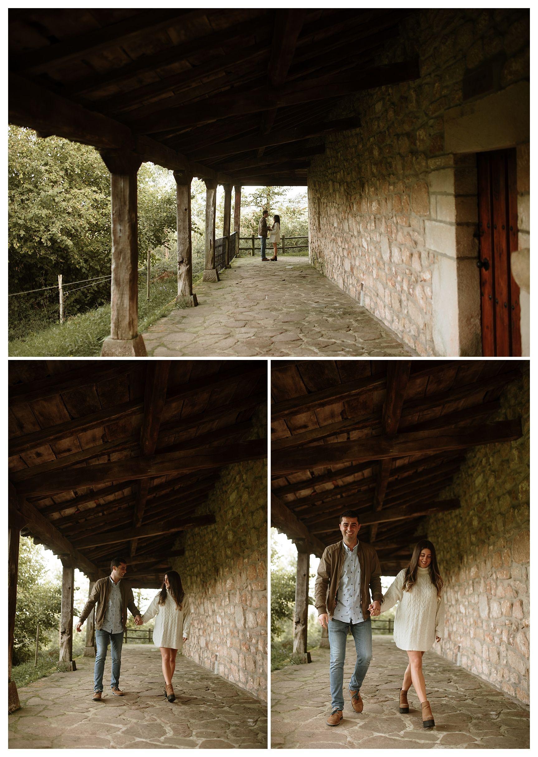pre boda en Cantabria