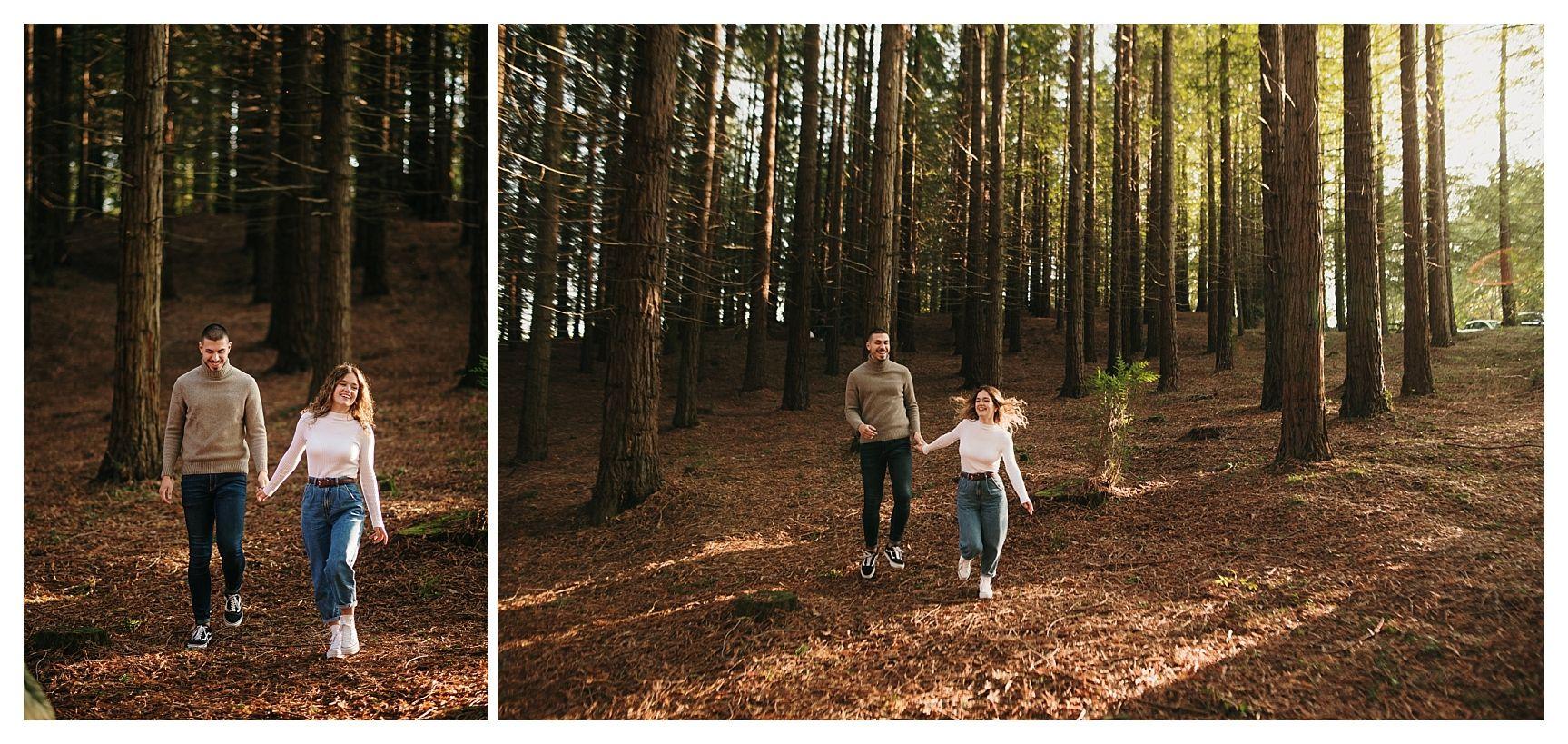 sesión de pareja en Cantabria